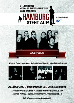 Hamburg steht auf 2012