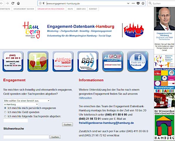 Engagement-Datenbank-Hamburg engagement-hamburg.de