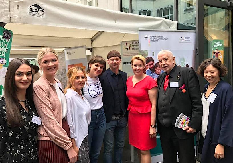 Bürger helfen Bürgern e.V. Hamburg Menschen stärken Menschen Berlin 2019