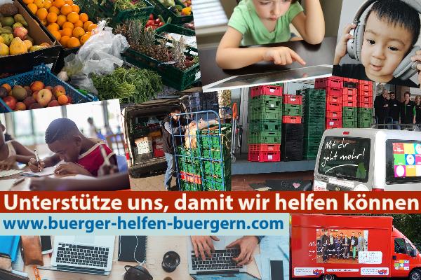 Team FreiwilligenBörseHamburg benötigt Ihre Unterstützung, um helfen zu können