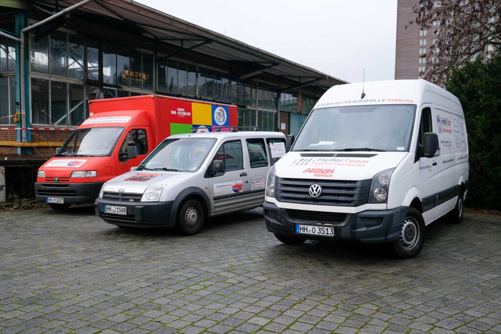 Fahrzeuge Bürger helfen Bürgern e.V. Hamburg