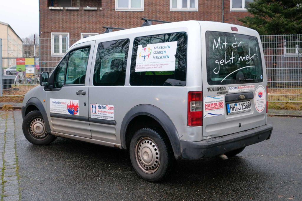 FreiwilligenBörseHamburg - Fahrzeuge