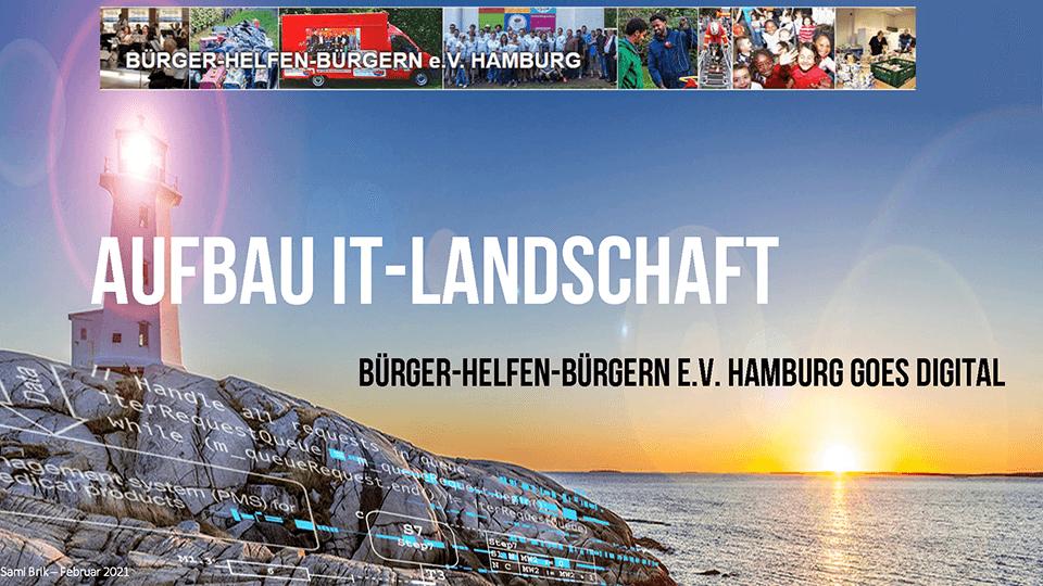 Bürger helfen Bürgern e.V. Hamburg goes DIGITAL